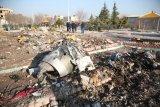 Iran akui tembak pesawat Ukraina karena