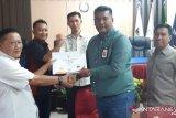 LKBN Antara Biro Sultra memperoleh penghargaan dari KPU RI