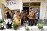 Anggota Komisi IV DPRK Banda Aceh melakukan kunjungan kerja (kunker) ke Dinas Pemuda dan Olah Raga (Dispora) di Banda Aceh, Aceh, Rabu (8/1/2020). Antara Aceh/Irwansyah Putra