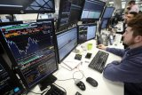 Saham Indeks FTSE 100 Inggris menguat 2,25 persen