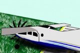 Jet tempur Amerika jatuh usai tubruk pesawat pengisi bahan bakar
