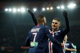 PSG hajar Saint Eitenne 6-1, dampingi Lyon dan Lille ke semifinal Piala Liga
