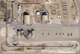 Delapan roket ditembakkan ke pangkalan  yang ditempati pasukan AS