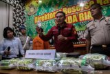 BNN-BC Dumai amankan 10 kg sabu dan 30 ribu ekstasi