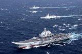Kapal induk milik Amerika Serikat akan berlabuh di Provinsi Bangka Belitung