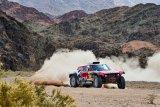 Hasil etape IV Reli Dakar: Cornejo dan Peterhansel finis terdepan di Al-Ula