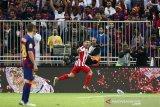 Dua golnya dianulir, Barcelona tersingkir dramatis