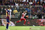 Gilas Barcelona 3-2, Atletico tantang Madrid di final Piala Super Spanyol