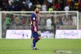 Messi tak mau Barcelona buat kesalahan seperti bocah lagi di sisa musim