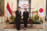 Menlu Indonesia-Jepang sepakati atasi aksi kekerasan di Myanmar