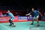 Ahsan/Hendra gagal ke final Malaysia Masters setelah kandas dari Li/Liu