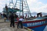 Menteri Edhy nyatakan kapal pencuri ikan yang ditangkap bisa dimanfaatkan nelayan