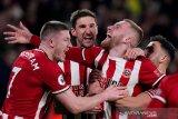 VAR pada menit akhir pastikan Sheffield United menang atas West Ham