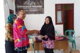 Tingkatkan minat baca, Pemprov Lampung serahkan buku ke pulau pasaran