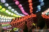 10.000 lampion sambut Imlek di Palembang