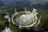 China luncurkan teleskop raksasa
