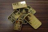 Harga emas bangkit 11,7 dolar di tengah ketegangan geopolitik AS-China