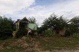 Bekas lokasi likuefaksi Petobo jadi hutan tempat cari besi