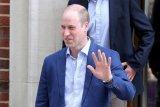 Pangeran William membuka suara soal
