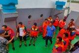 Kapal kargo rute Sunda Kelapa-Pontianak tenggelam di Belitung
