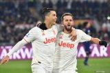 Juventus menjadi juara musim dingin setelah pecundangi Roma