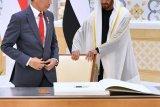 Putra Mahkota UAE: Kami berkomitmen terhadap pembentukan negara Palestina