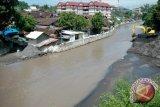 FPRB Bantul sebut sejumlah titik bantaran Sungai Opak potensi banjir