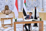 Indonesia-  UEA sepakati 16 kerja sama