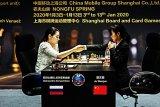 Duel antara Wenjun dan Goryachkina imbang pada kejuaraan dunia catur putri