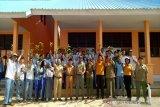 Manggala Agni Sultra menggandeng pelajar aksi tanam pohon