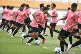Timnas U-19 uji coba perdana lawan tim universitas Korsel