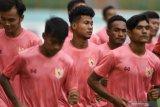 Bagas Kaffa tak sulit beradaptasi di tim nasional U-22 Indonesia