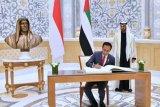 16 kesepakatan Indonesia-UEA
