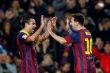 Lionel Messi masih bisa main hingga usia 40 tahun, kata Xavi Hernandez
