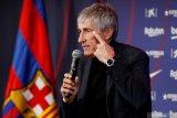 Manajer Barca Setien ragu Liga Spanyol 2019/2020 bisa rampung