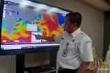 BMKG: cuaca ektrem di Sulawesi sudah berangsur turun