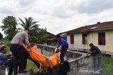 Mayat misterius dalam parit gegerkan warga Pekanbaru