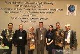 Konsorsium Internasional Pendidikan Tanggap Bencana libatkan Universitas Hasanuddin