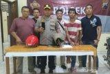 Penjambret ponsel spesialis pejalan kaki di Semarang diringkus