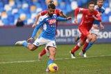 Napoli, Lazio habisi sisa tim Serie B Coppa Italia
