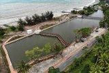 Wisata kota tepi pantai Talao Pauh, objek swafoto milenial di Pariaman Sumbar