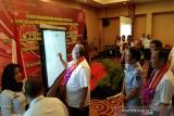 Kemenkumham Sultra deklarasikan janji kinerja dan pencanangan zona integritas