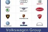 Produksi kendaraan Volkswagen Group naik 1,3 persen pada 2019