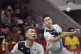 Fajar/Rian lolos ke semifinal Indonesia Masters 2020 usai kalahkan pasangan Denmark selama 68 menit