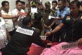 Seusai dieksekusi, istri hakim PN Medan sempat tidur di samping jasad suaminya