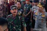 Panglima TNI apresiasi aparat militer bebaskan WNI yang  disandera