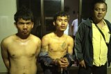 Polisi Tangkap Jambret saat beraksi