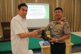 Kapolda kunjungi IMIP, kepolisian siap amankan investasi di Morowali