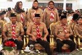 Wakapolda Sumsel harapkan Pramuka mampu cetak calon pemimpin