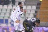 Roma melengkapi daftar perempat finalis Coppa Italia